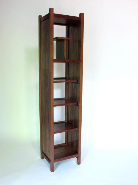narrow walnut bookcase tall narrow media cabinet wood furniture rh m mokuzaifurniture com Tall Narrow Linen Cabinets Tall Narrow Linen Cabinets
