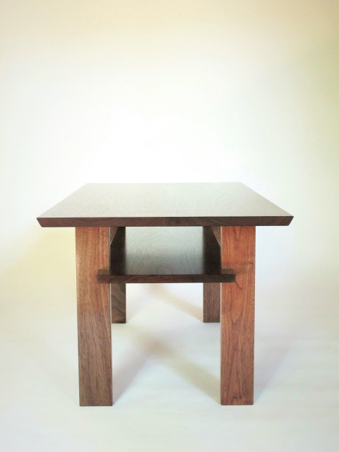 Narrow Classic Coffee Table
