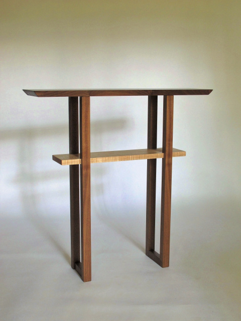 Designer Narrow Entry Table